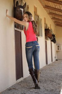 Goode Rider Jean Rider Knee Patch Breeches