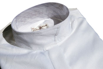 The Tailored Sportsman Coolmax Show Shirt in White