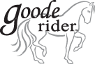 Goode Rider Jean Rider Full Seat Breeches in Dark Denim