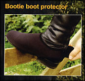 Bootie Boot Protector