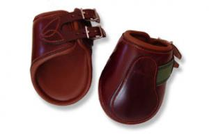 Amerigo Leather Lined Fetlock Boots