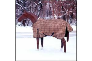 5/A Baker 400g Turn-Out Blanket (Waterproof & Breathable) in Original Plaid