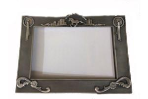 Bits & Pieces Pewter Picture Frame