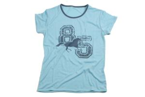 Horseware Ladies Cara T-Shirt in Nile Blue