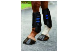 Dalmar Eventer Front Boots Black