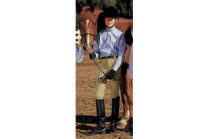 Devon-Aire Concour Elite Kids Jodhpurs in Khaki