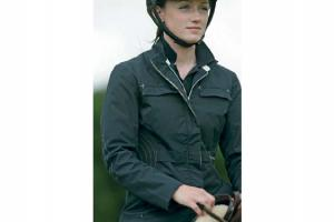 Horseware Ladies Technical Riding Jacket in Navy Blue