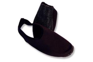 Bootie Boot Protector in Black