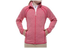Ariat Girl's Loyola Jacket in Pink