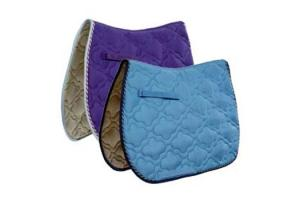 Roma Ecole Cloud Quilted Close Contact Saddle Pad