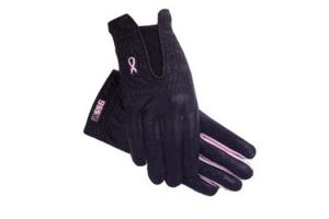 Ladies SSG Riding Gloves for Hope in Black