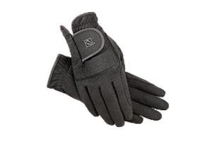 SSG Ladies Digital Riding Gloves in Black