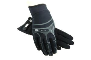 SSG Ladies Technical Gloves in Black