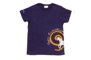 Stirrups Copper Enchantment Tee Shirt in Navy