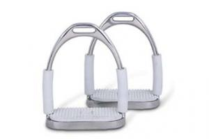 Toklat Flexible Stirrup Irons