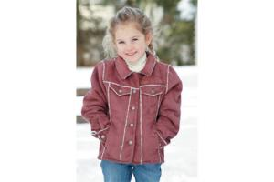 Outback Trading Company Telluride Jacket in Rose