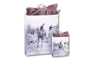 Hunter Shopping Gift Bag