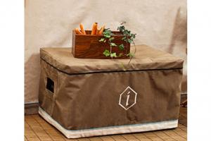 Custom Horse Show Trunk Cover by Integrity Linens