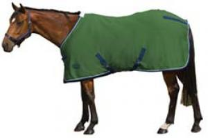 Weatherbeeta Jersey Cooler in Hunter and Navy