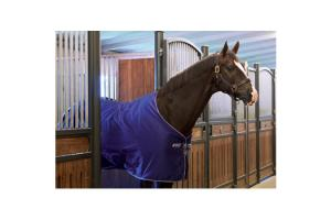 Amigo Stable Sheet Atlantic Blue
