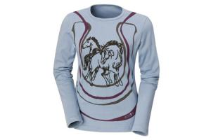 Kerrits Kids Lucky Horse T-Shirt in Cornflower