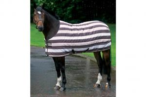 Rambo Newmarket Stable Rug in Witney Chocolate